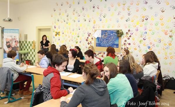 JUNULARA projekt strukturovaný dialog s mládeží, ICM JH