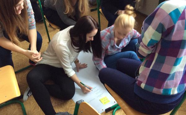 Strukturovaný dialog s mládeží diskuse Brno