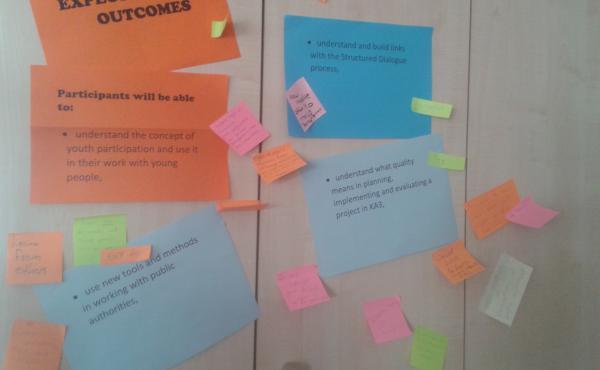 Idea Lab a strukturovaný dialog s mládeží