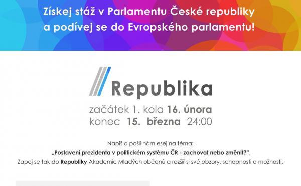 Republika: vzdělávací projekt, který má šťávu. Strukturovaný dialog s mládeží.