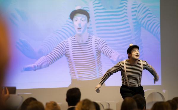Strukturovaný dialog s mládeží, foto z akce, Riga Lotyšsko