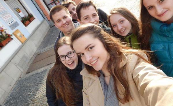 Městská parlament dětí a mládeže Jindřichův Hrade v rozhovoru pro Strukturovaný dialog s mládeží