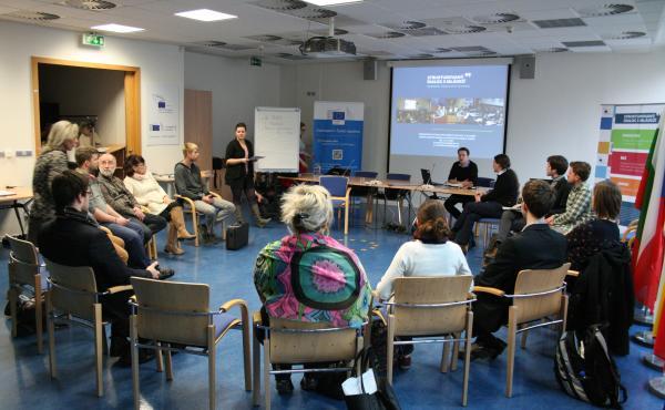 Projekt na vývoj nových metod občanského vzdělávání