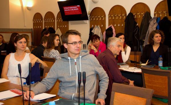 Informační a konzultační den pro KA3 - Erasmus+ mládež