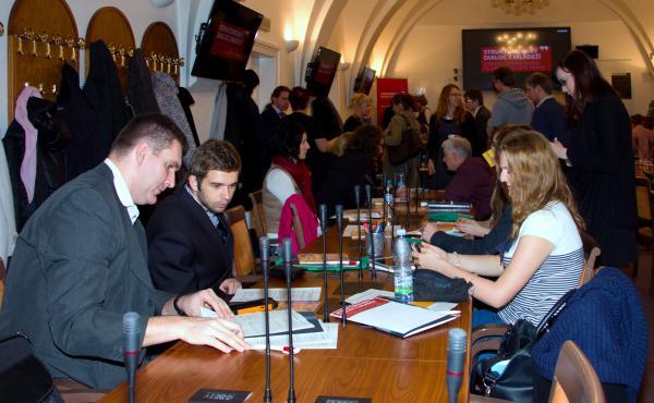 Program Síťovacího setkání aktérů strukturovaného dialogu s mládeží 2016