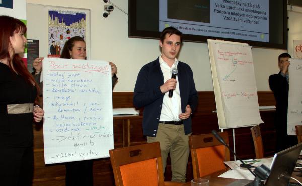 Síťovací setkání partnerů Strukturovaného dialogu 2016