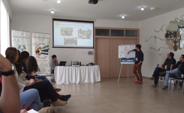 Seminář YOUth Ambassadors in Action, Strukturovaný dialog