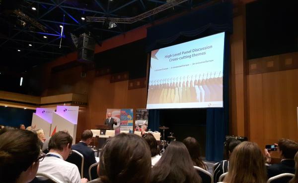 Evropská konference mládeže, Bugibba, Malta 2017