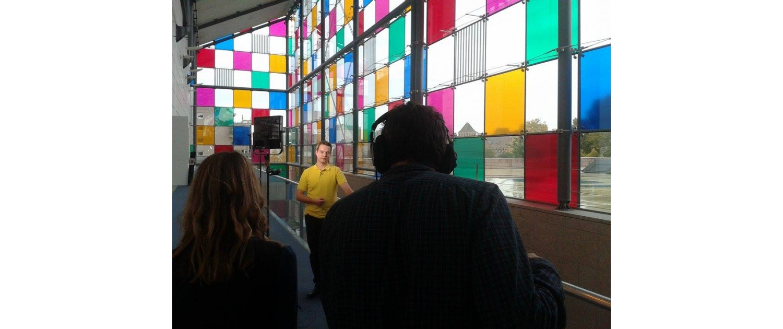 Honza při rozhovoru pro MTV Latinká Amerika