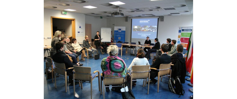 Debata Praha, Národní pracovní skupina pro strukturovaný dialog s mládeží