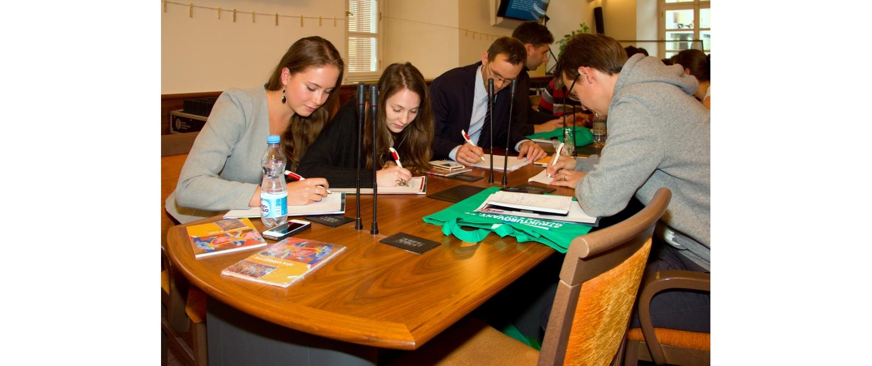 Síťovací setkání aktérů Strukturovaného dialogu s mládeží