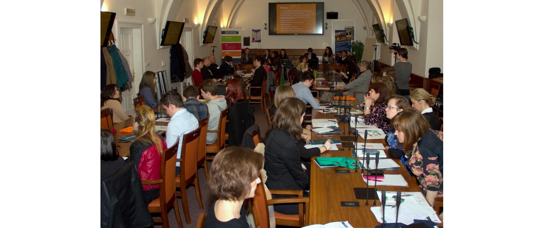 Síťovací setkání Strukturovaného dialogu 2016