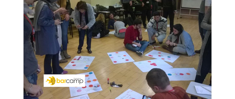 Pardubický barcamp: Časový harmonogram